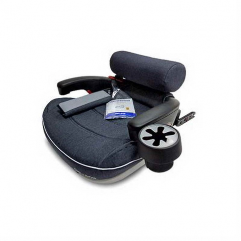 Автокрісло-бустер Welldon Travel Pad IsoFix