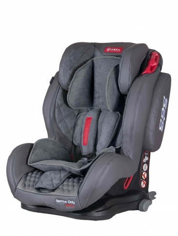 Автокрісло Coletto Sportivo Only Isofix Grey 2