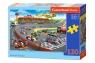 CASTORLAND Пазли 120 Формула гонки В-13470
