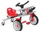 Детский велокарт Go-Kart Planedo Silver Rollplay 46554