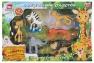 DINGHUA Набір фігурок Звірята Африки 6 шт D0100