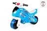 ТЕХНОК Біговел Мотоцикл Police голубий муз 5781